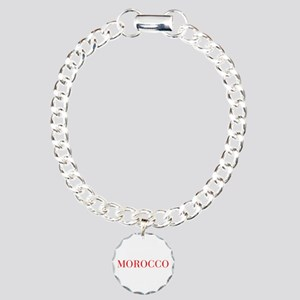 Morocco-Bau red 400 Bracelet