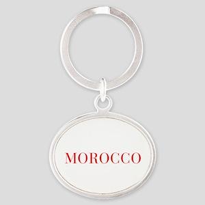 Morocco-Bau red 400 Keychains