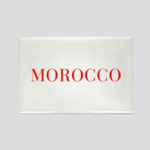 Morocco-Bau red 400 Magnets