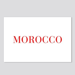 Morocco-Bau red 400 Postcards (Package of 8)
