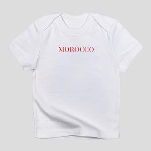 Morocco-Bau red 400 Infant T-Shirt