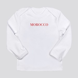 Morocco-Bau red 400 Long Sleeve T-Shirt