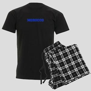 Morocco-Var blue 400 Pajamas