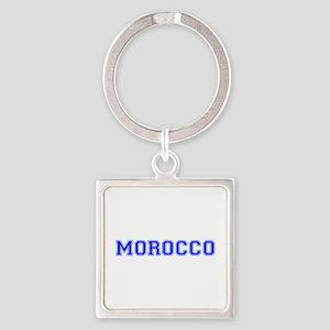 Morocco-Var blue 400 Keychains