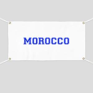 Morocco-Var blue 400 Banner