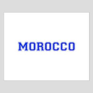 Morocco-Var blue 400 Posters