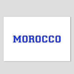 Morocco-Var blue 400 Postcards (Package of 8)