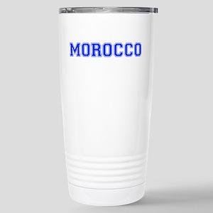 Morocco-Var blue 400 Travel Mug