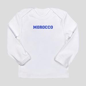 Morocco-Var blue 400 Long Sleeve T-Shirt