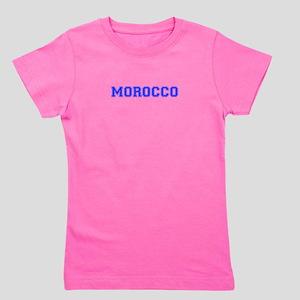 Morocco-Var blue 400 Girl's Tee