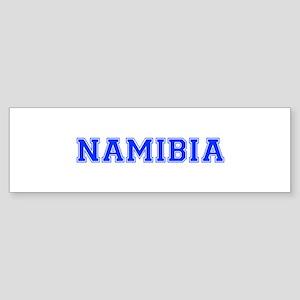 Namibia-Var blue 400 Bumper Sticker
