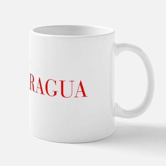 Nicaragua-Bau red 400 Mugs