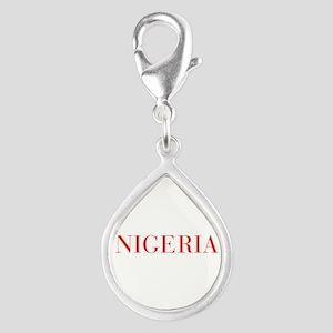 Nigeria-Bau red 400 Charms
