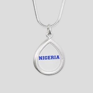Nigeria-Var blue 400 Necklaces