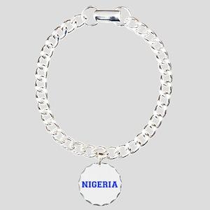 Nigeria-Var blue 400 Bracelet