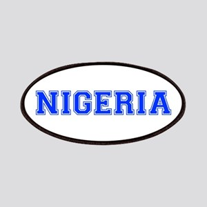 Nigeria-Var blue 400 Patch