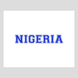 Nigeria-Var blue 400 Posters