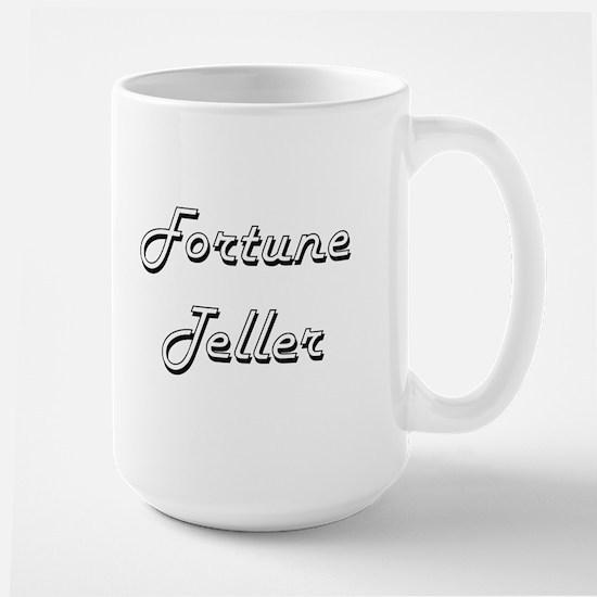 Fortune Teller Classic Job Design Mugs