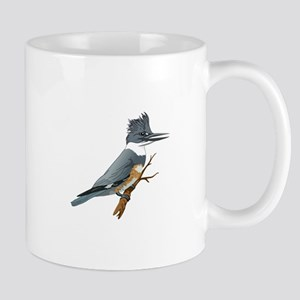 BELTED KINGFISHER Mugs