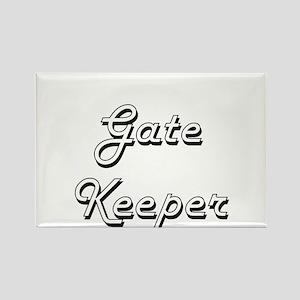 Gate Keeper Classic Job Design Magnets