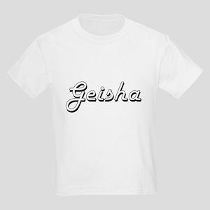 Geisha Classic Job Design T-Shirt