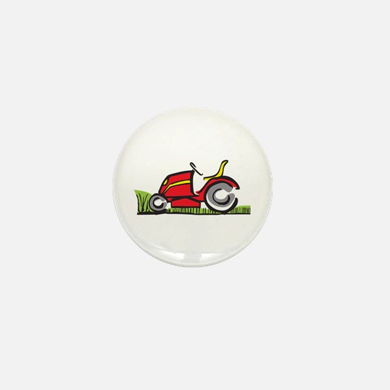 RIDING LAWNMOWER Mini Button