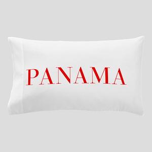 Panama-Bau red 400 Pillow Case