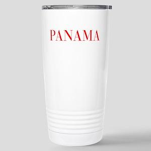 Panama-Bau red 400 Travel Mug