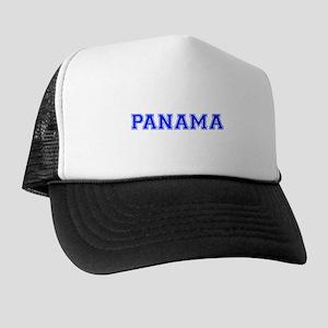 Panama-Var blue 400 Trucker Hat