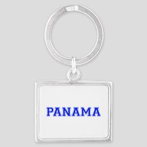 Panama-Var blue 400 Keychains