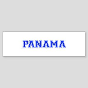 Panama-Var blue 400 Bumper Sticker