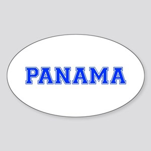 Panama-Var blue 400 Sticker