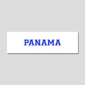 Panama-Var blue 400 Car Magnet 10 x 3