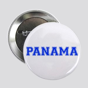 "Panama-Var blue 400 2.25"" Button (10 pack)"