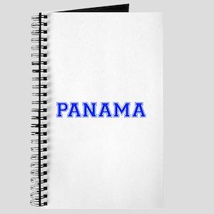 Panama-Var blue 400 Journal