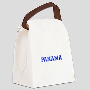 Panama-Var blue 400 Canvas Lunch Bag