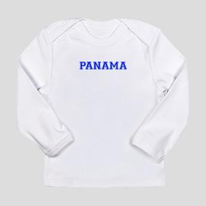 Panama-Var blue 400 Long Sleeve T-Shirt