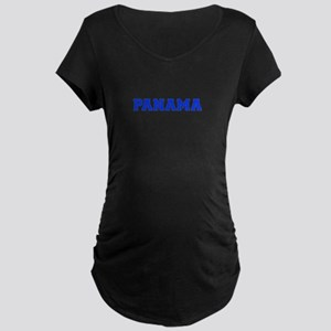 Panama-Var blue 400 Maternity T-Shirt