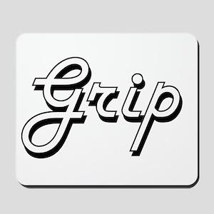 Grip Classic Job Design Mousepad