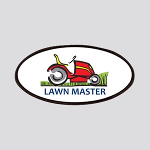 LAWN MASTER Patch
