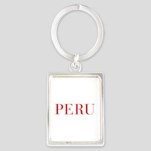 Peru-Bau red 400 Keychains