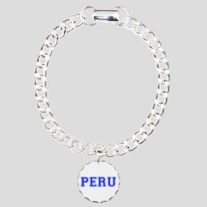 Peru-Var blue 400 Bracelet