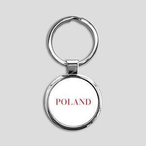 Poland-Bau red 400 Keychains