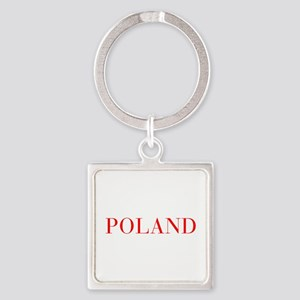 Poland-Bau red 400 Keychains