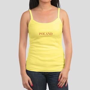 Poland-Bau red 400 Tank Top