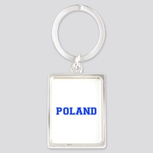 Poland-Var blue 400 Keychains