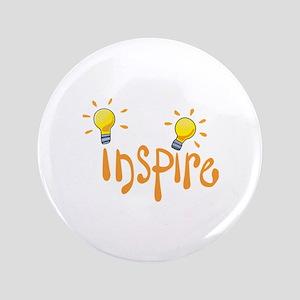 """LIGHTBULB INSPIRE 3.5"""" Button"""