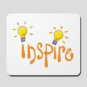 LIGHTBULB INSPIRE Mousepad