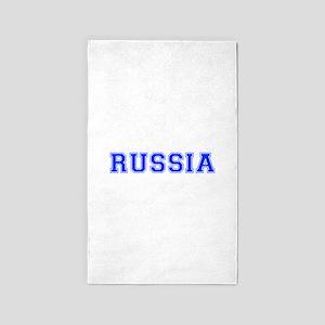 Russia-Var blue 400 Area Rug