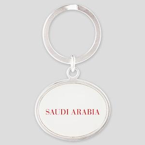 Saudi Arabia-Bau red 400 Keychains